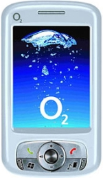O2 XDA Atom Pure White