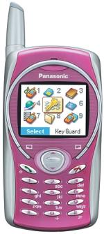 Panasonic G51E