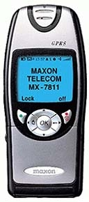 Maxon MX7811