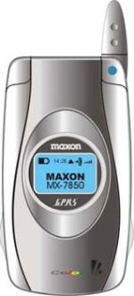 Maxon MX7850