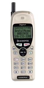 Audiovox CDM4000xl