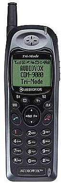 Audiovox CDM9000
