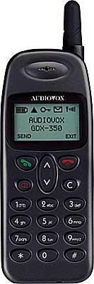 Audiovox GDX350