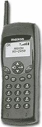 Maxon MX2450