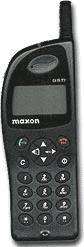 Maxon MX3205