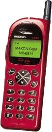 Maxon MX6814