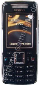 Siemens S75 Chromium Limited Edition