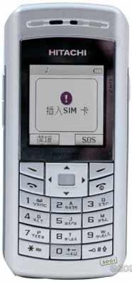 Hitachi HTG-660