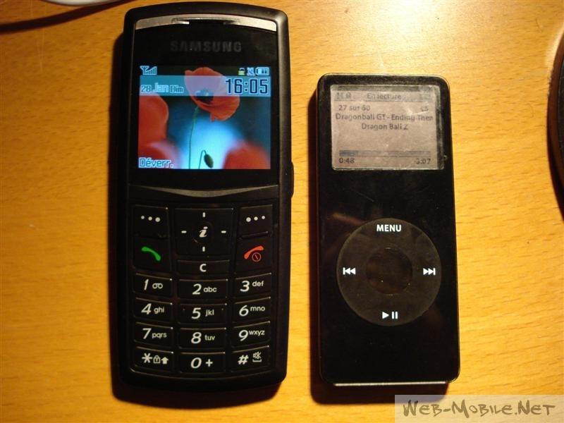Samsung SGH-X820