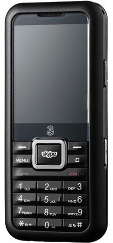 Skype 3 Skypephone