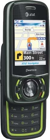 Pantech C740 Matrix
