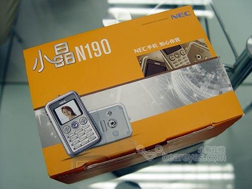 NEC N190