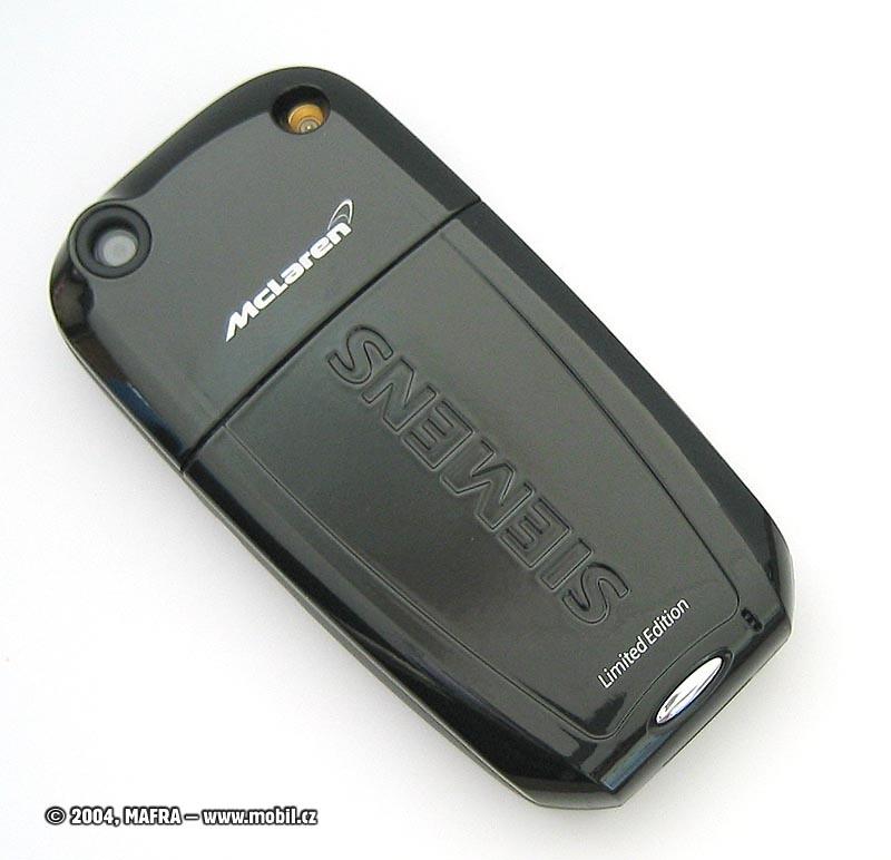 Siemens SX1 McLaren Edition